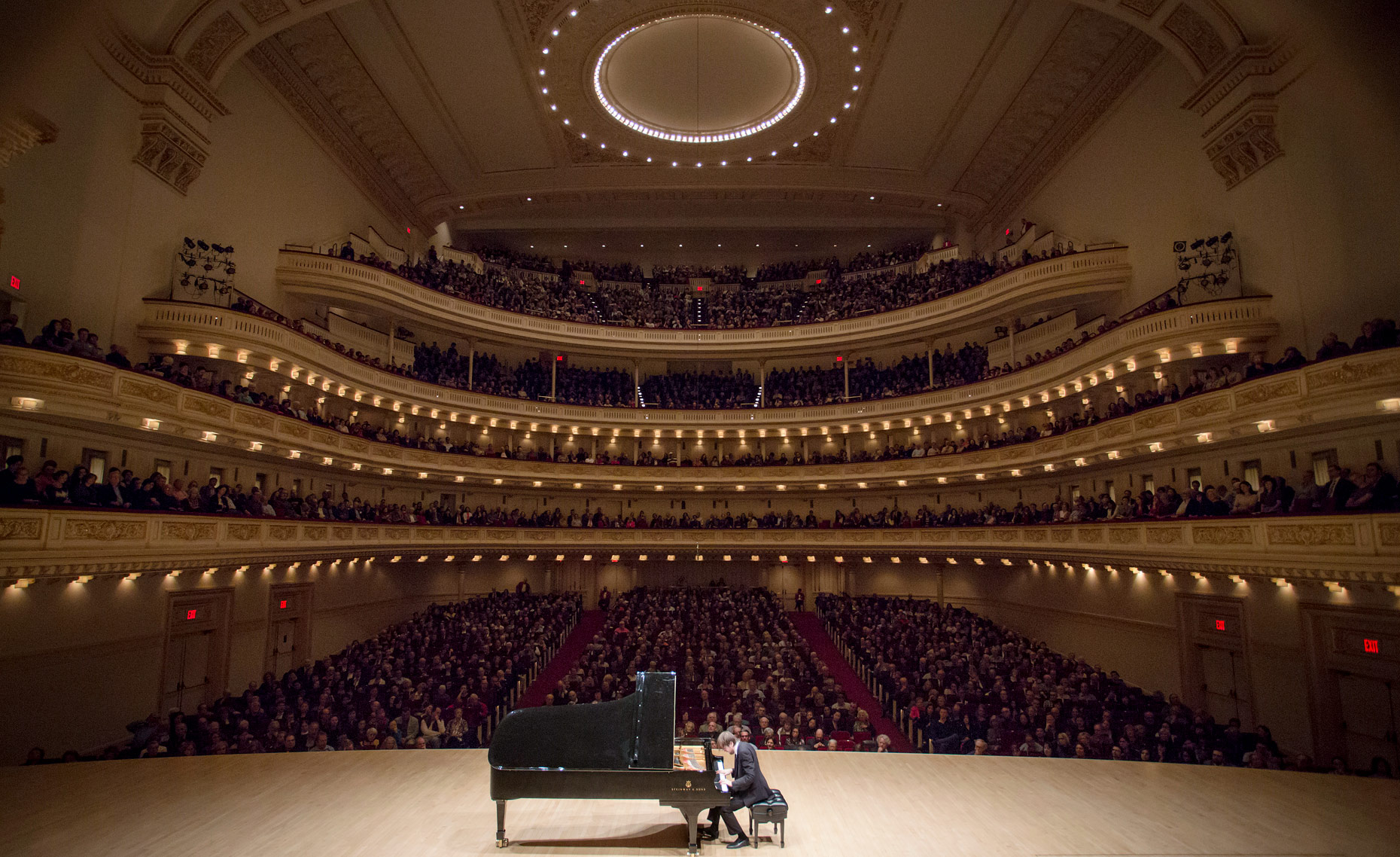 Daniil Trifonov at Carnegie Hall by Jennifer Taylor