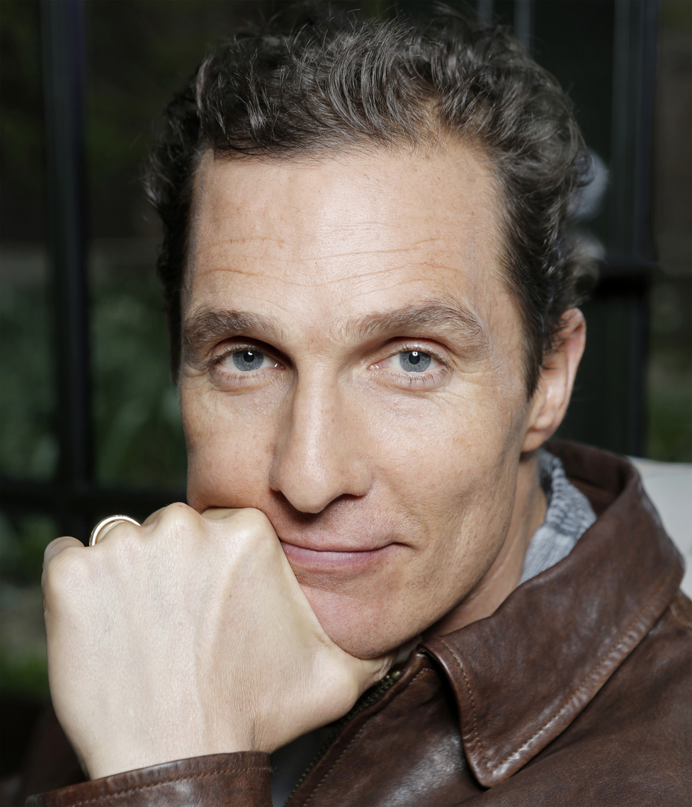 Matthew McConaughey by Jennifer Taylor Photography