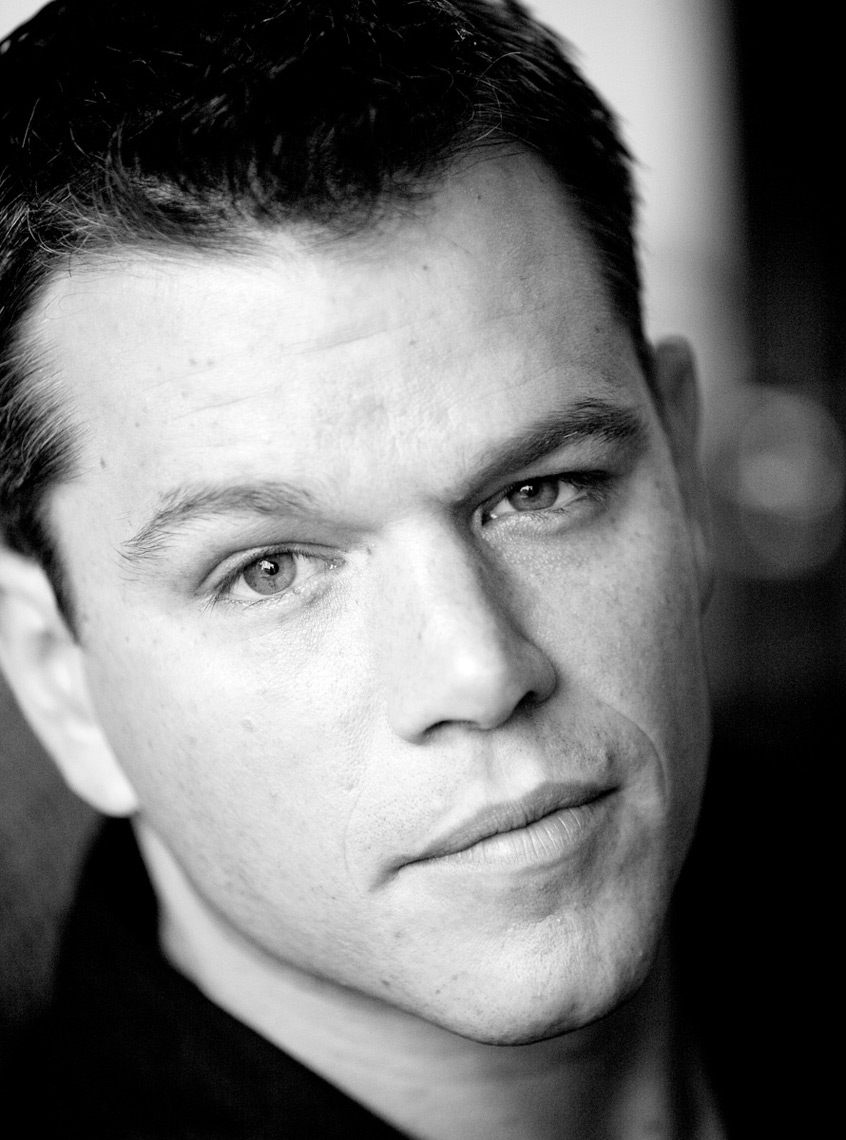 Matt_Damon_Jennifer_Taylor_Portrait